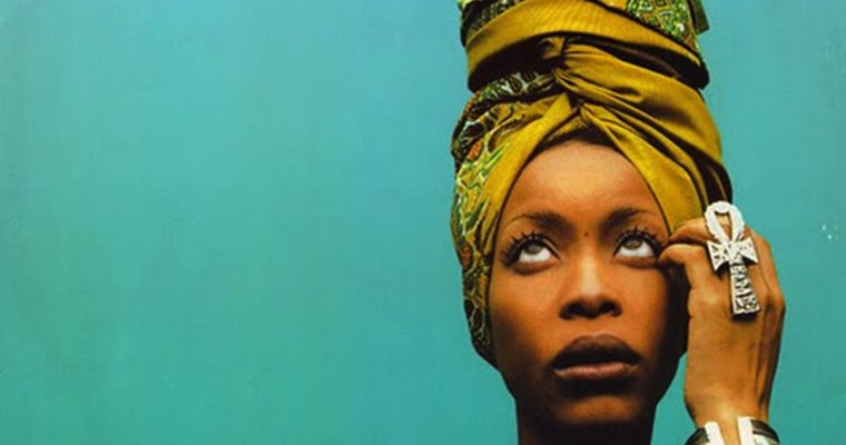Black History Month: Erykah Badu