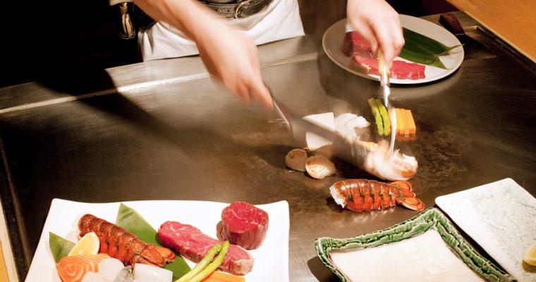 Wasabi? The Soy Awesome Matsuri Restaurant!