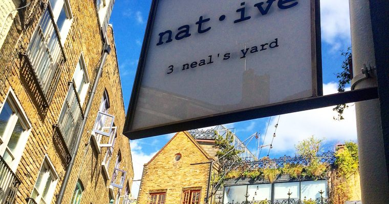 Going Native – A foodie's review
