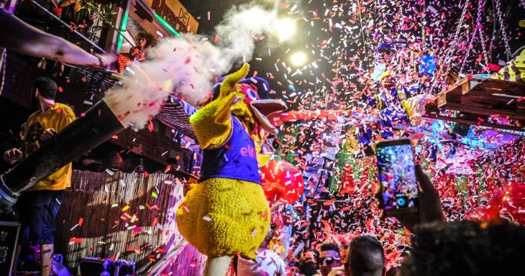 There's no party like an Elrow party…
