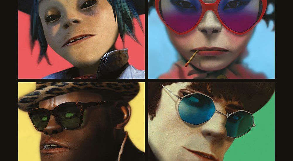 Gorillaz Humanz Review